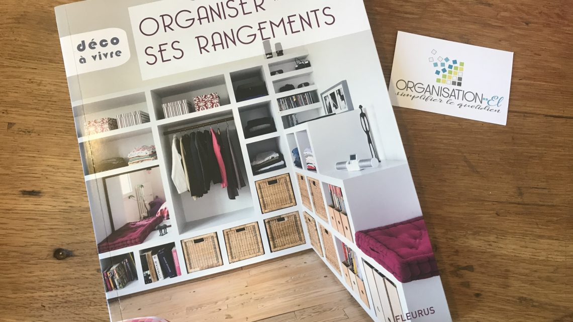 Magazine Organiser ses rangements